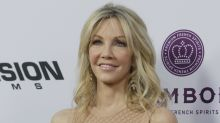 Heather Locklear says she's 'so grateful' to be sober ahead of 30-day stay in mental health facility