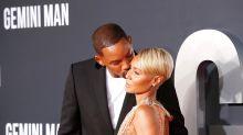 La infidelidad de Jada Pinkett a Will Smith marca un récord de vistas en Facebook