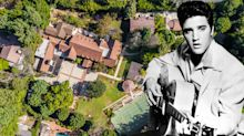 House of the Week: A $35M L.A. House That Once Belonged To Elvis [EXCLUSIVE]