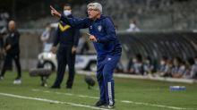 Odair vê 'grande jogo' do Fluminense em empate com o líder e explica demora nas substituições