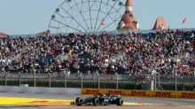 Bottas exploits record-chasing Hamilton's troubles in Russia