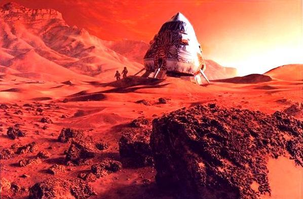 Researchers say acoustic levitation could save equipment on Mars