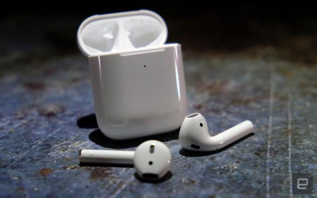 Apple's latest AirPods and wireless charging case are $30 off on Amazon