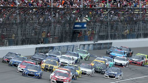NBC to NASCAR fans: We feel your pain about channel switches, rainouts