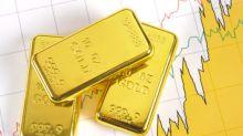 Precio del oro con su mejor comportamiento de los últimos 4 meses