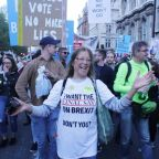What is the Put It To The People march, when is it and where will it take place?