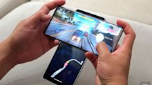 LG Wing 5G hands-on