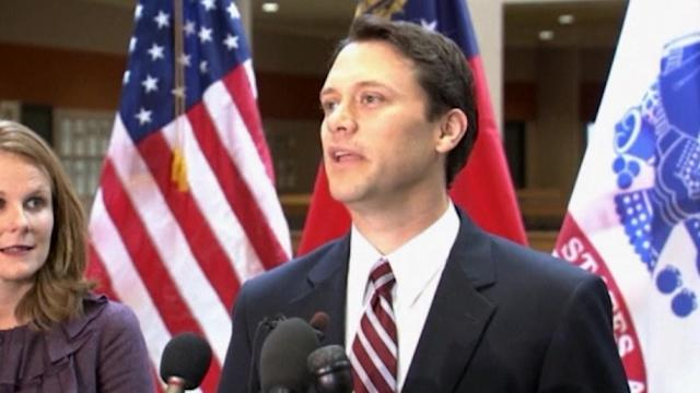 Jimmy Carter's grandson to run for Governor of Georgia