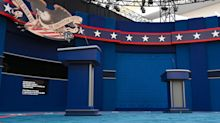 Who has the upper hand ahead of the first presidential debate?