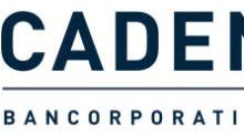 Cadence Bancorporation Announces Select Estimated Fourth Quarter 2020 Financial Information