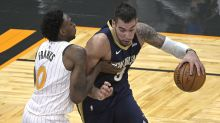 Williamson scores 23, helps Pelicans rout Magic 135-100
