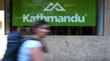 Kathmandu rewards staff after sales surge