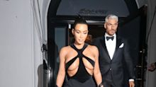 "Kim Kardashian im Bondage-Look auf ""Vogue""-Cover"