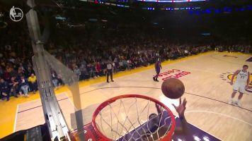 Teil 2: LeBrons beste Dunks im Lakers-Trikot