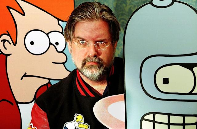 'Simpsons' creator Matt Groening is in talks with Netflix