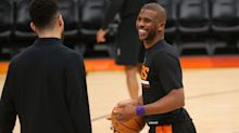 Chris Paul thanks fans on Instagram, but will he get 'back to work' with Suns next season?