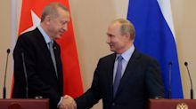 Turkey and Russia announce deal to withdraw all Kurdish forces from Syrian border