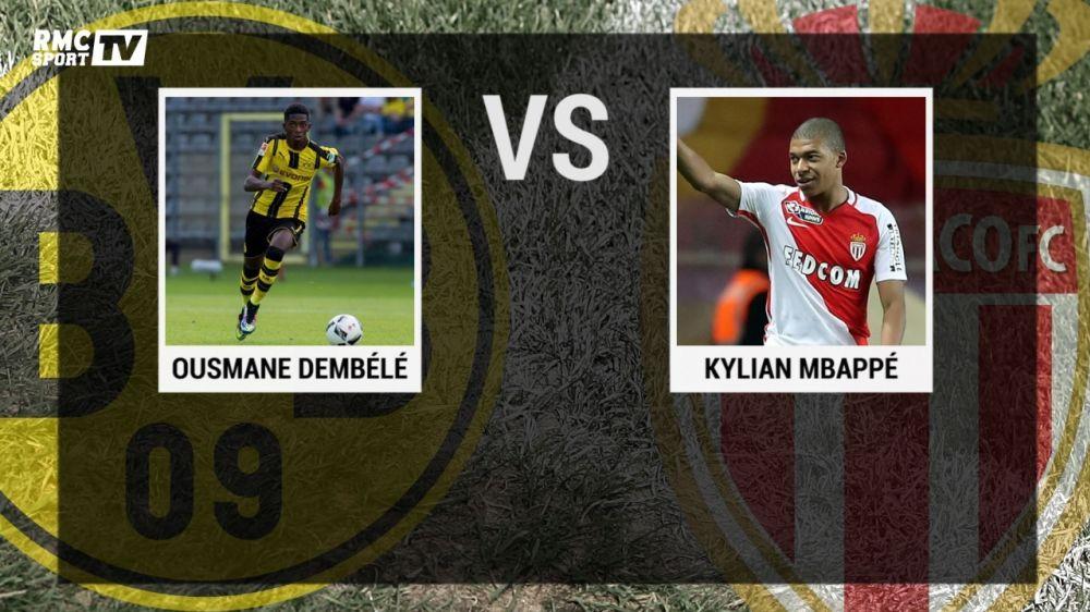 Dortmund-Monaco, qui a les meilleurs jeunes?