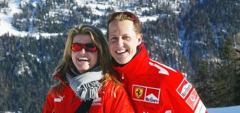 Wife accused of Michael Schumacher cover-up