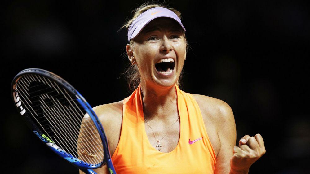 Sharapova: Don't compare me to Federer