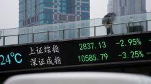 Índices acionários da China fecham sem direção comum