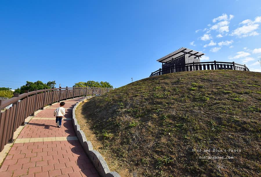 大雅中科公園|復古磨石子滑梯03