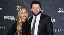 Cleveland Browns Quarterback Baker Mayfield Marries Emily Wilkinson