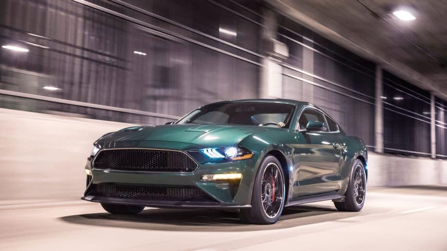 2019 Ford Bullitt Mustang