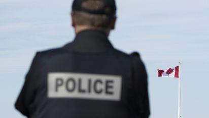 Son of Australian police chief found dead in Canada