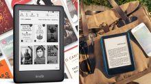 Kindle tem tela antirreflexo e espaço para milhares de livros