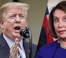 Pelosi says Trump 'is engaged in a cover-up' — drawing his fury