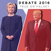 What Was True and What Was False About Race, Crime and Gun Violence at Tonight's Debate