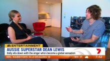 Aussie superstar Dean Lewis becomes global sensation