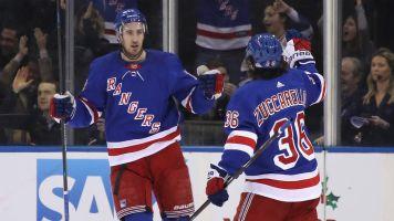 Rangers to sit stars despite illness that's hitthe team