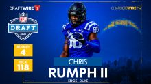 What scouts said about Chargers EDGE Chris Rumph II ahead of draft