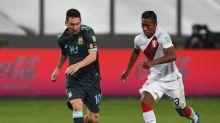 Peru 0-2 Argentina: Recap