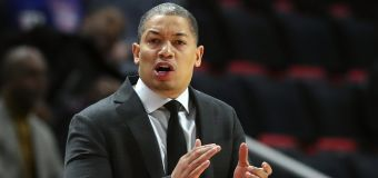 LA Clippers confirm hiring of Tyronn Lue as coach