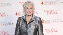 Glenn Close: 'Christopher Reeve would have saved Robin Williams'