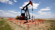 Clogged pipelines cut Canada's oil price, small producers shift strategy