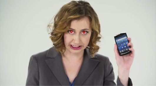 Xperia Play turns its marketing ship around with new ads (no more grafted thumbs!)