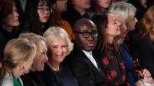 Duchess Camilla Just Sat Front-Row at London Fashion Week