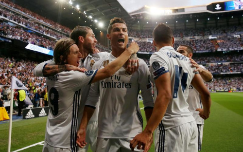 Ronaldo, El Magnifico !
