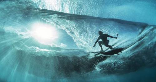 Surf - Olympus Pro Photographer Showdown : Ben Thouard vainqueur avec des images à couper le souffle