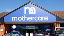 Mothercare sales falter as store closures continue apace