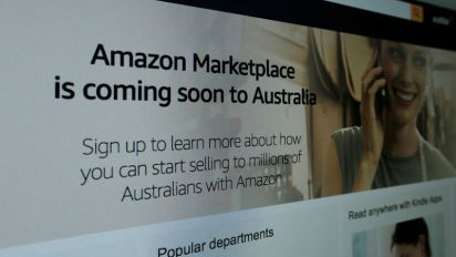 Amazon tells Aussie retailers to prep for orders