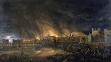 El accidental incendio en Londres de 1666 que indirectamente ayudó a acabar con la mortal pandemia de peste
