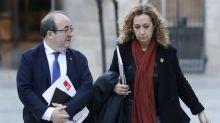 Iceta pide a Torra que no plantee a Sánchez solo autodeterminación y amnistía