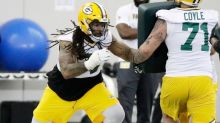 Packers promoting competition on right side of offensive line