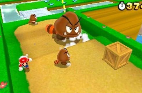 Yes, of course Shigeru Miyamoto is involved in Super Mario 3D Land