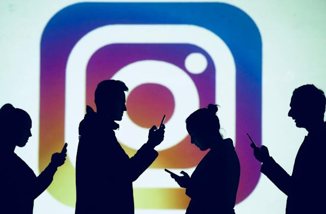 Why are people pretending to be dead on Instagram?